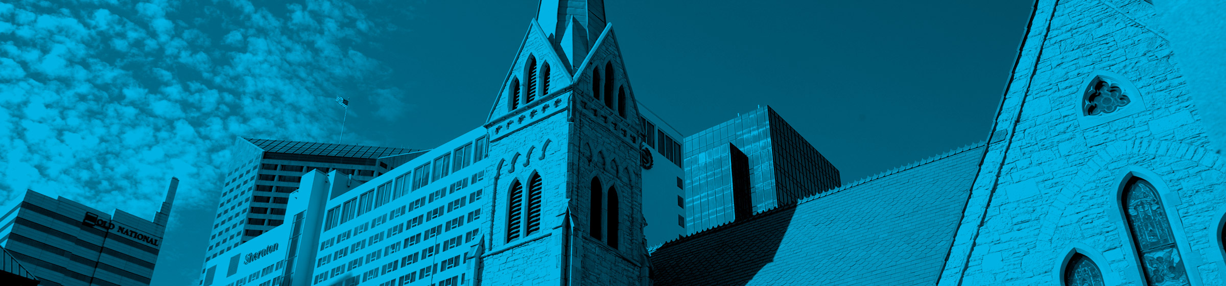 Christ Church Cathedral –I'm New