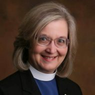 The Rev. Mary Slenski