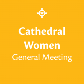 Cathedral Women Fall General Meeting