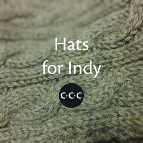 Hats for Indy