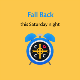 Fall Back Daylight Savings