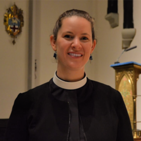 Celebrating Lauren Grubaugh's Ministry at Christ Church Cathedral