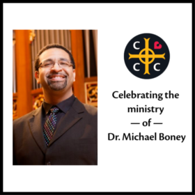 Celebrating Michael Boney's Ministry at Christ Church Cathedral