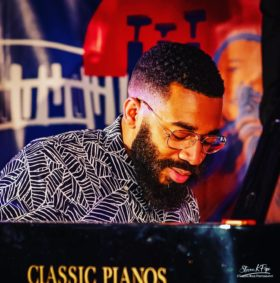 Cathedral Concert Series presents: Pianist Kenny Banks Jr.